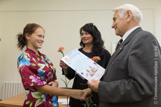 имофей Иванович Глушков поздравляем маму