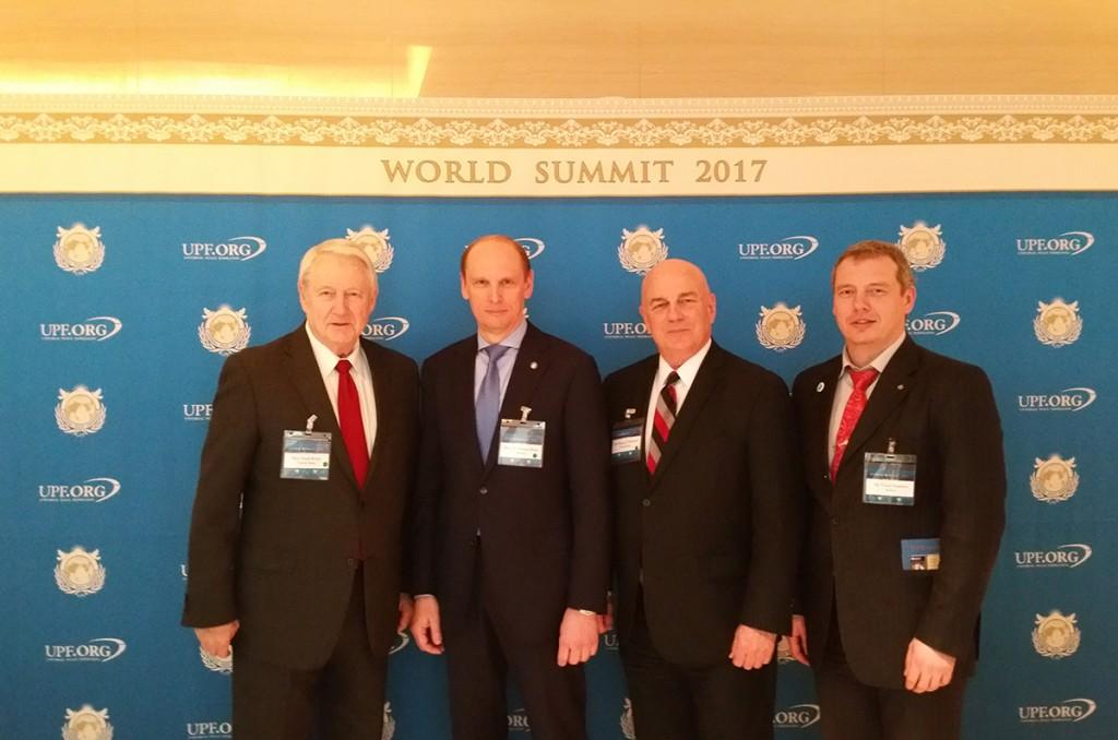 Сотрудничество с Федерацией за всеобщий мир