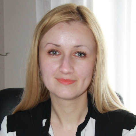 Устинович-Насеко Ольга Владимировна