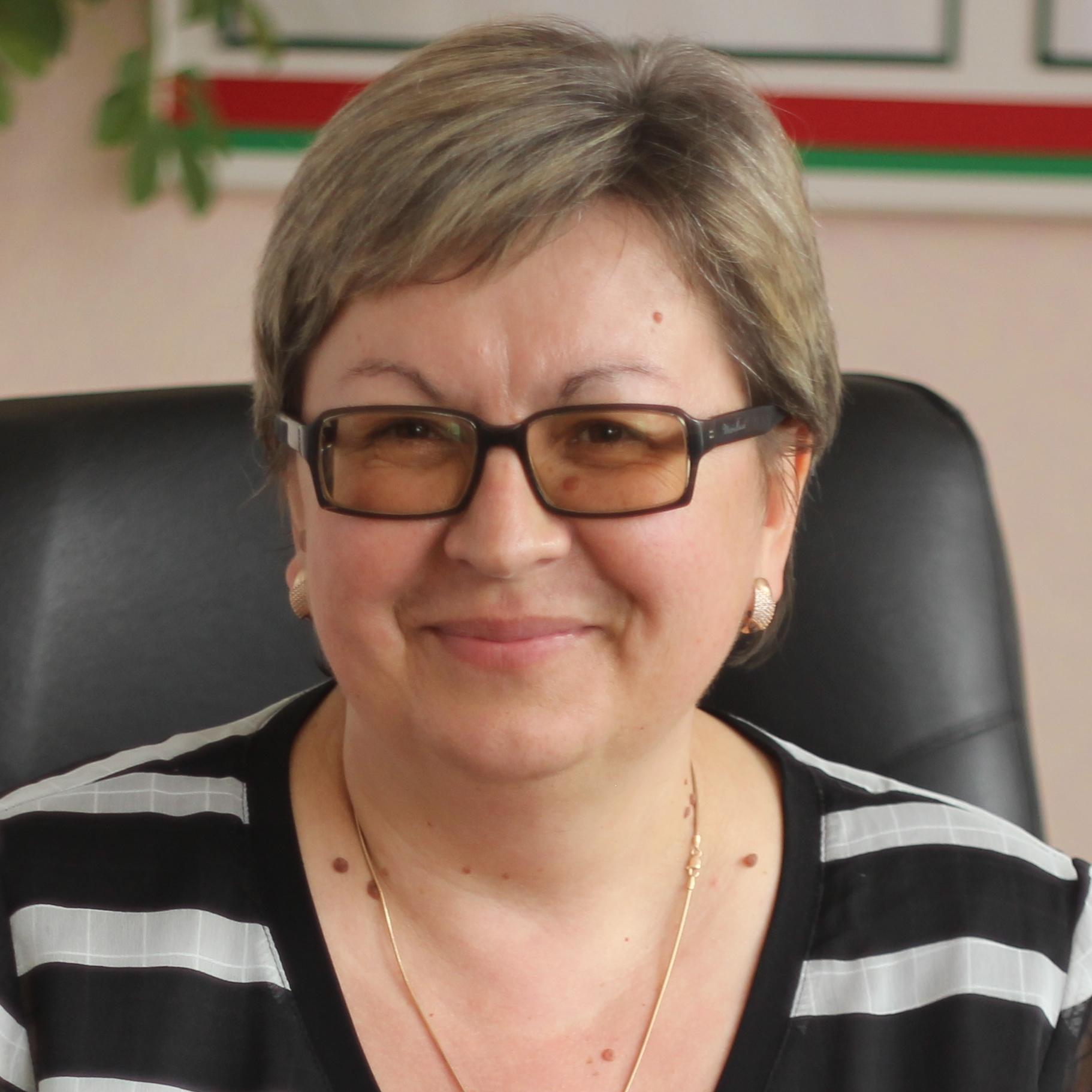 Крукович Ирина Станиславовна