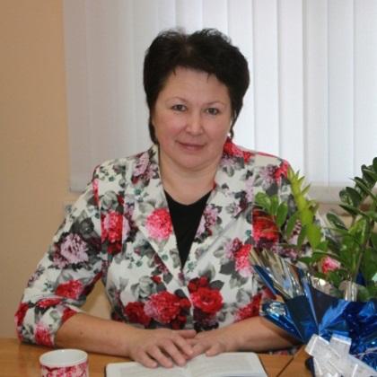 Мацук Ирина Викторовна