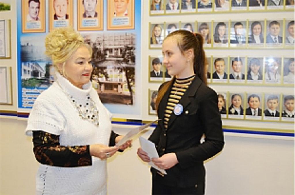 Почти два десятилетия Посол мира Ванда Мацкевич возглавляет Сморгонскую районную организацию ОО «Белорусский фонд мира»