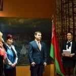 Урачыстая цырымонія ўручэння пашпартоў маладым грамадзянам Рэспублікі Беларусь 8