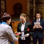 Урачыстая цырымонія ўручэння пашпартоў маладым грамадзянам Рэспублікі Беларусь 6