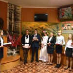 Урачыстая цырымонія ўручэння пашпартоў маладым грамадзянам Рэспублікі Беларусь 4