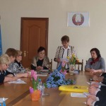VI Пленум Брестского областного отделения Белорусского фонда мира. 2