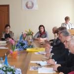 VI Пленум Брестского областного отделения Белорусского фонда мира. 1