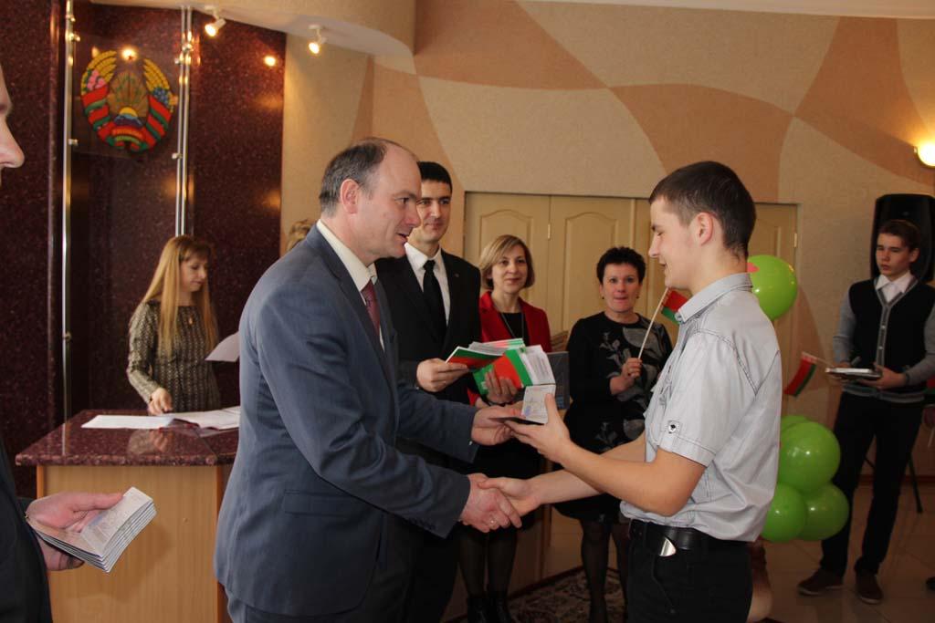 Акция «Мы граждане Республики Беларусь» 1