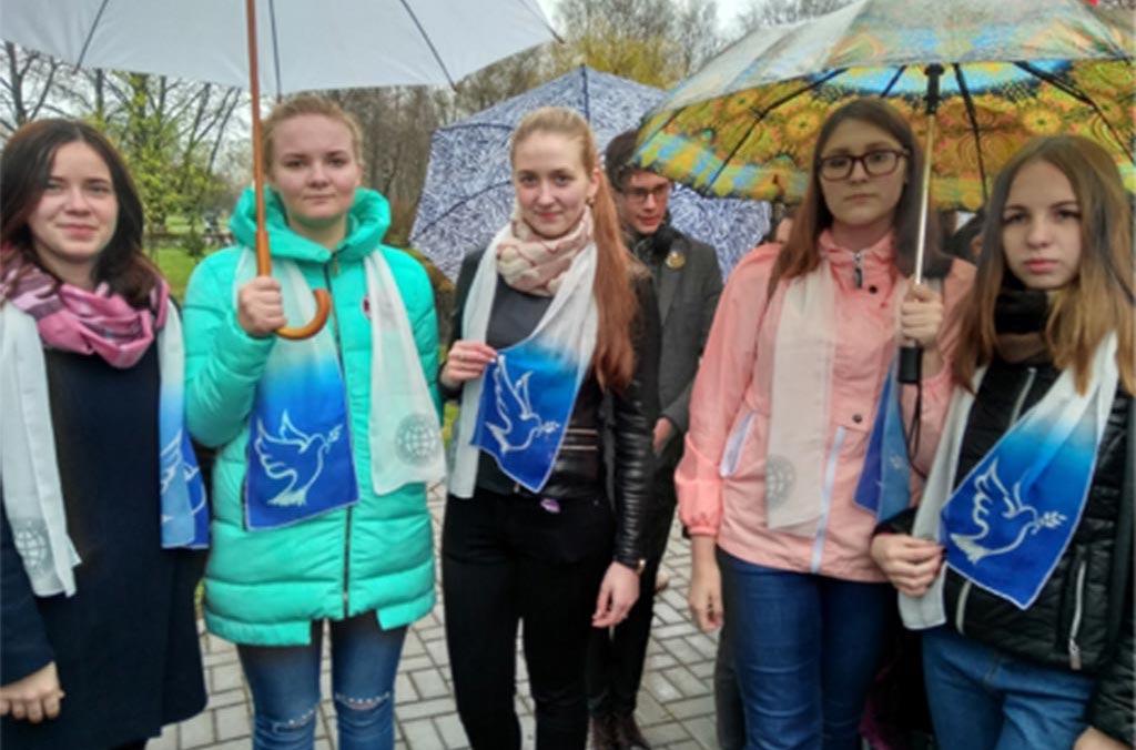 День скорби о трагедии на Чернобыльской АЭС