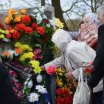 Общественность города Бреста вспоминает узников фашизма 1