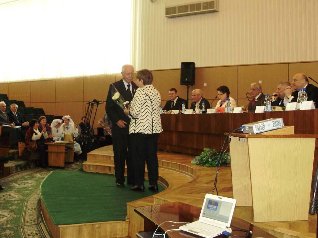 Областная организация ветеранов Брестской области отметила свое 30-летие 1
