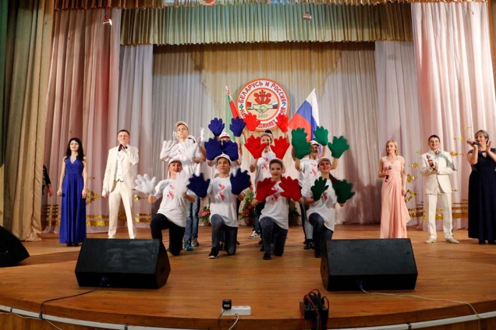 На Белыничской земле встречали делегацию города-побратима Рыльск Курской области