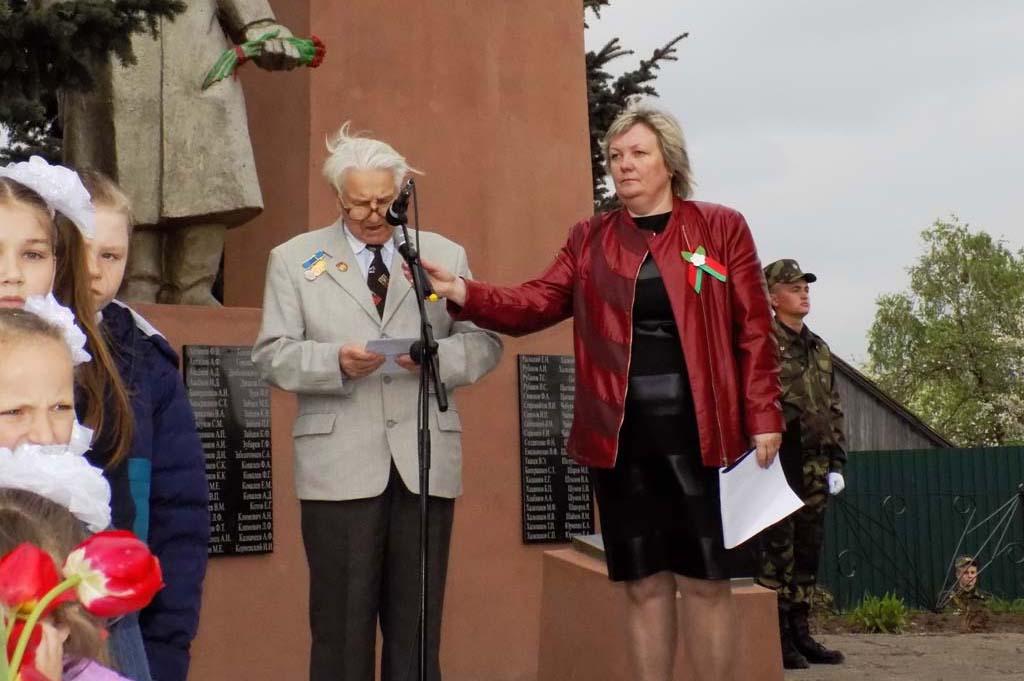 Миротворцы Гомельщины широко отпраздновали 9 мая – Дня Великой Победы