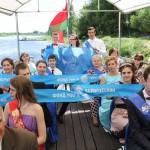 В Бобруйском районе состоялся «большой» выпускной 1