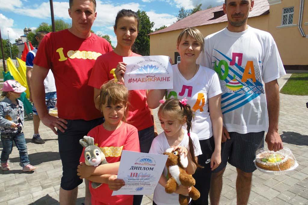 В Ветковском районе прошел районный этап областной акции