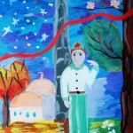 Х Региональная творческая акция «Рисуют дети» состоялась в мемориальном комплексе «Брестская крепость-герой» 8