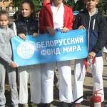 Позитивное настроение и заряд бодрости получили дети на празднике «Суперлето!» 3