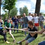 Позитивное настроение и заряд бодрости получили дети на празднике «Суперлето!» 5