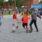 Позитивное настроение и заряд бодрости получили дети на празднике «Суперлето!» 4