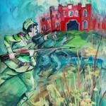 Х Региональная творческая акция «Рисуют дети» состоялась в мемориальном комплексе «Брестская крепость-герой» 1