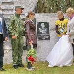 Курск–Рогачёв: миротворцы открыли на Друтском мемориальную доску маршалу Жукову 2