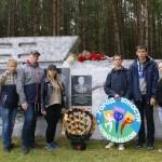 Курск–Рогачёв: миротворцы открыли на Друтском мемориальную доску маршалу Жукову 1