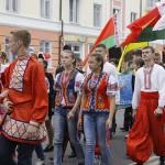 Рогачёвцы отметили День Независимости Республики Беларусь и 875-летие родного города 4