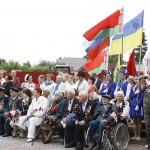 Рогачёвцы отметили День Независимости Республики Беларусь и 875-летие родного города 7