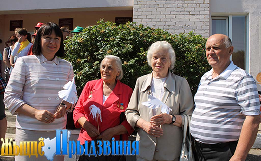 В Витебском районе состоялась презентация проекта социальной поддержки людям, выжившим в сожженных деревнях