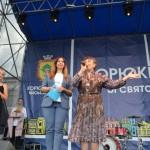 Белорусский фонд мира поздравилил жителей украинского города Крюковка с юбилеем 360-летия города 3