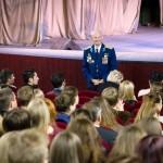 Фонд мира провел встречу со студентами г. Гомеля, посвященную Международному дню мира 2
