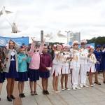 Митинг посвященный Международному дню мира прошел в Минске 13