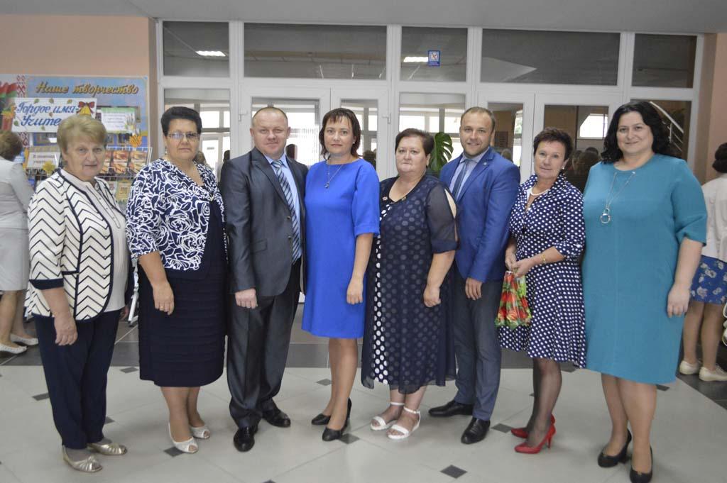 Участие организаций фонда мира Брестчины в работе педагогических конференций.