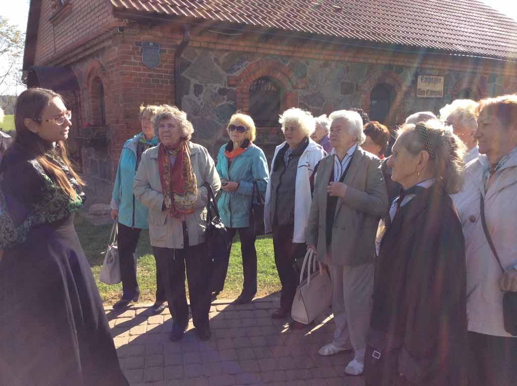 Экскурсионная поездка в усадебно-парковый комплекс «Панскi маёнтак Сула»