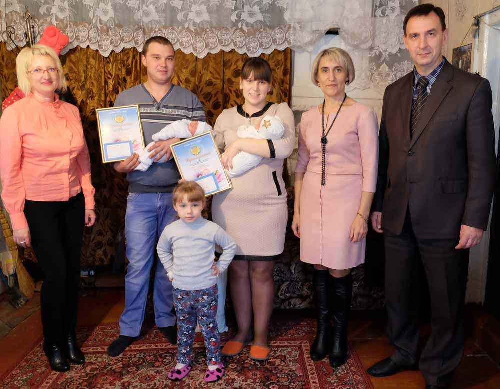 Почетное звание «Дитя Мира» на Столинщине получили шесть малышей