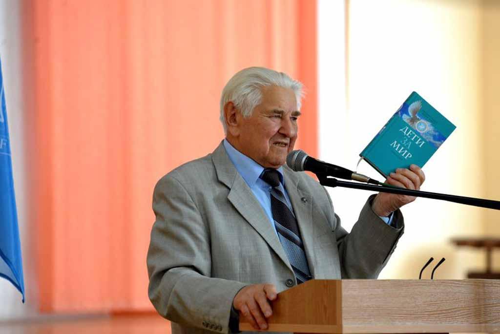 Белорусский фонд мира в Советском районе г. Гомеля возглавила директор средней школы №62 Жанна Царик