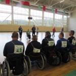 I межрайонные открытые соревнования среди инвалидов- колясочников 3