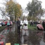 Районная общественная организация «Белорусский фонд мира» Первомайского района г. Витебска приняла участие в реконструкции сквера «Академический» 1
