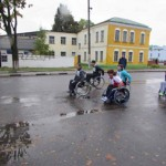 I межрайонные открытые соревнования среди инвалидов- колясочников 2