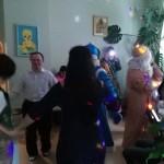 Новый Год в отделении дневного пребывания для инвалидов ГУ ТЦСОН Пуховичского района 1