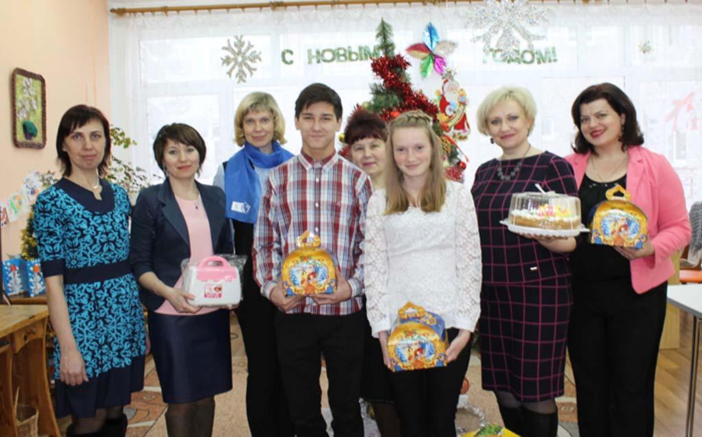 Представители общественных организаций посетили социально-педагогический центр Мостовского района
