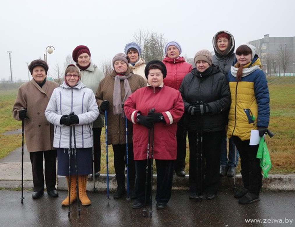 Сторонники здорового образа жизни Зельвенщины приняли участие в благотворительном забеге «Твори добро»
