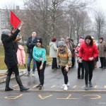 Сторонники здорового образа жизни Зельвенщины приняли участие в благотворительном забеге «Твори добро» 2