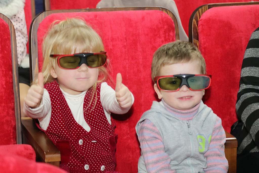 Акция «Наши дети» в Логойске