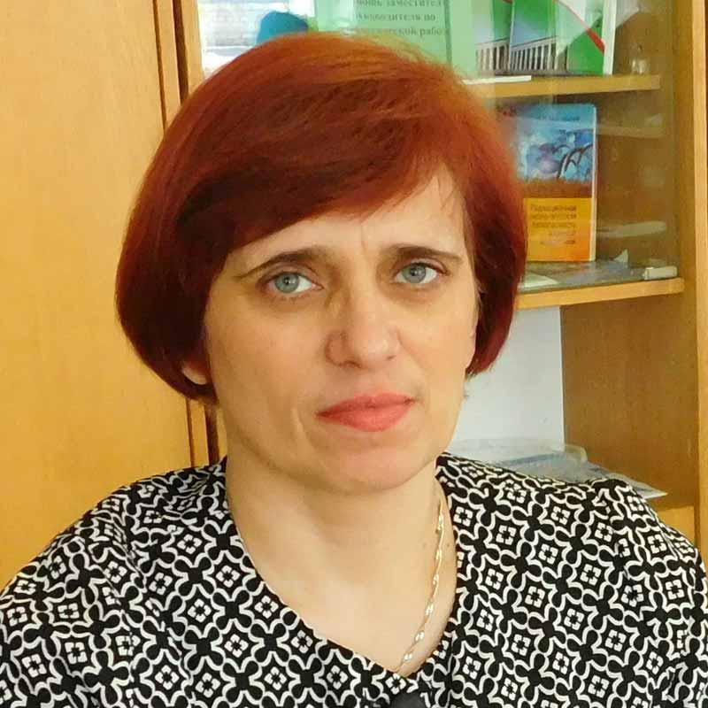 Грицкевич Жанна Анатольевна