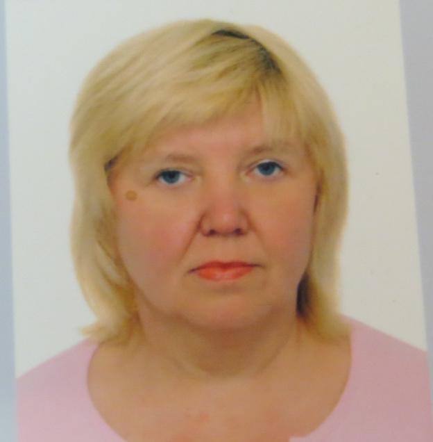Кислова Елена Михайловна