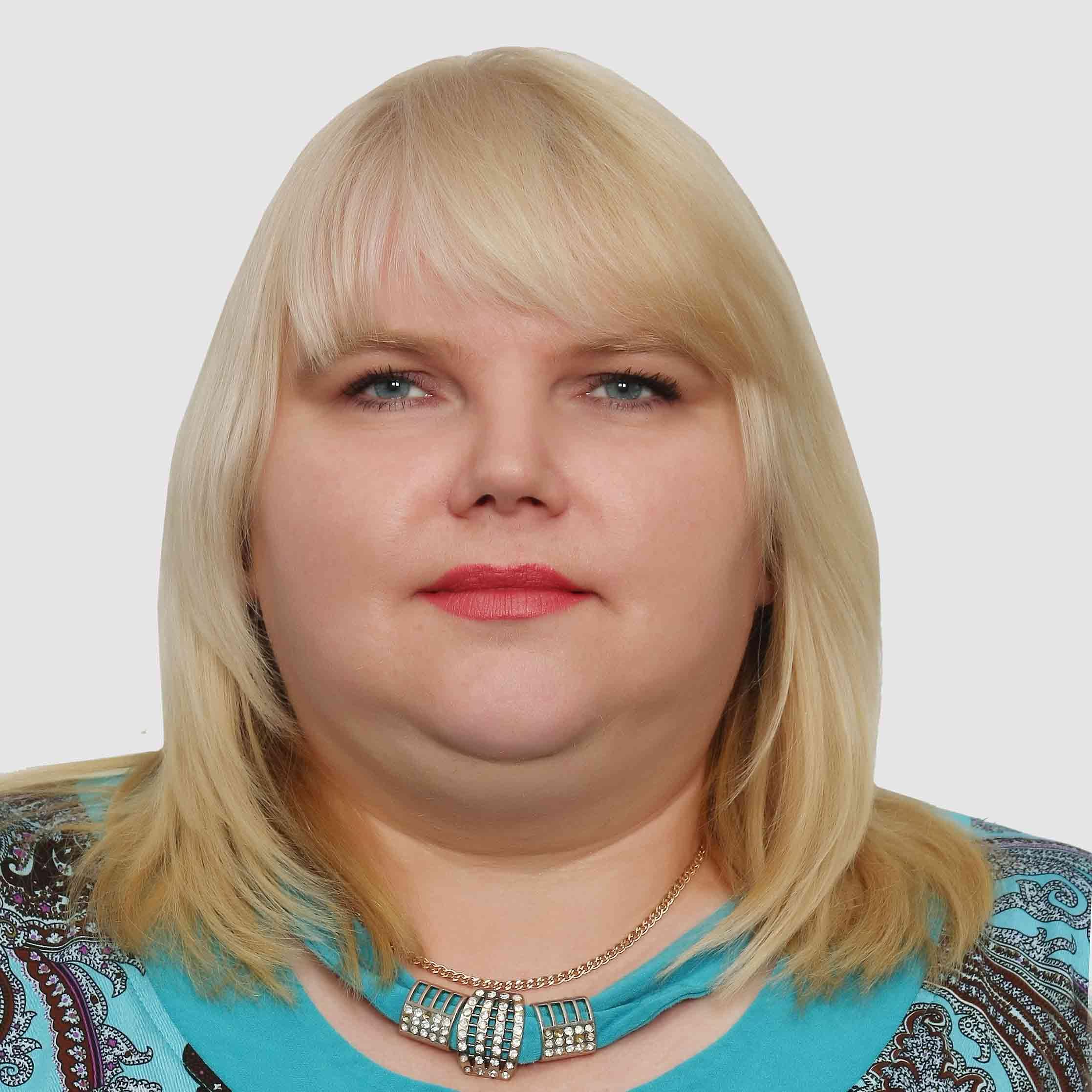 Комар Нина Викторовна