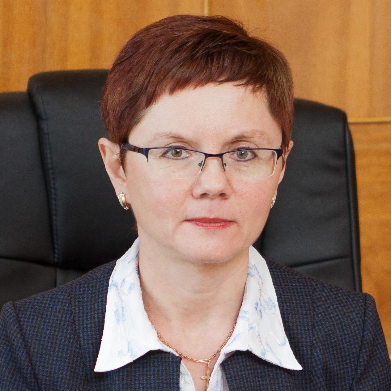 Зиновенко Алла Геннадьевна