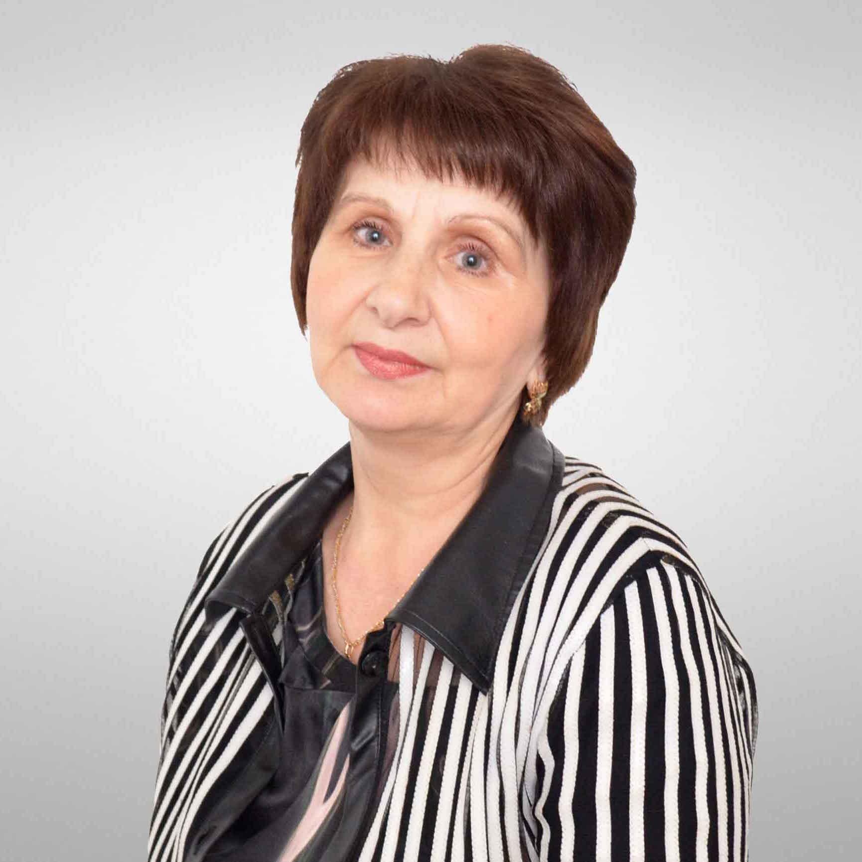 Шихлина Майя Ивановна