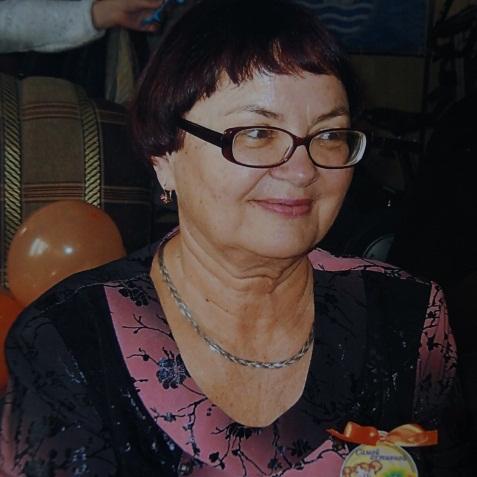 Смертьева Алла Петровна